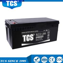 SLD12-200 深循环电池太阳能数据系统