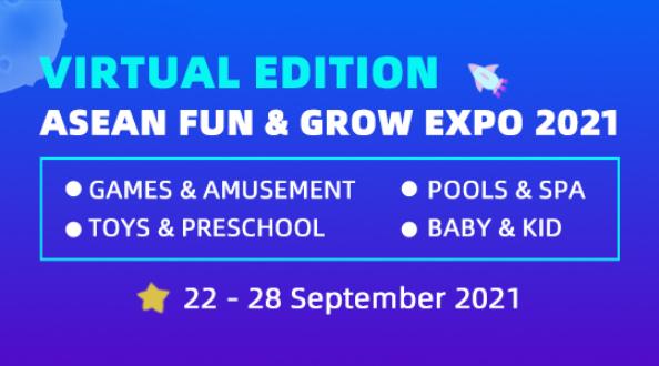ASEAN Fun & Grow Expo 2021 (Virtual)